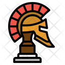 Museum Helmet Exhibition Icon