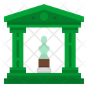 Museum Architecture Banks Icon