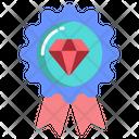 Museum Badge Icon