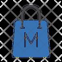 Museum Bag Exhibition Icon