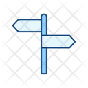 Museum Direction Icon