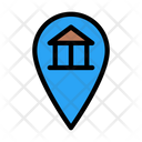 Map Location Museum Icon