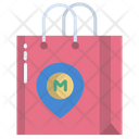 Museum Shopping Bag Icon