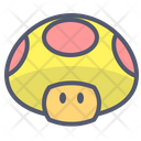 Mushroom Arcade Mario Icon