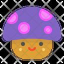 Mushroom Food Mario Icon