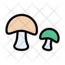 Mushroom Champignon Food Icon