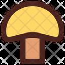 Mushroom Champignon Porcini Icon