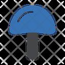 Mushroom Amanita Plant Icon