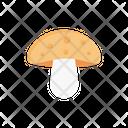 Mushroom Amanita Food Icon