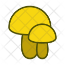 Mushroom Shiitake Vegetables Icon