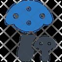 Amanita Food Mushroom Icon