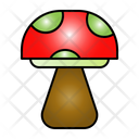 Mushroom Proliferate Burgeon Icon