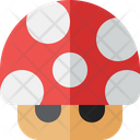 Game Toy Mushroom Icon