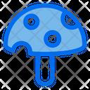 Mushroom Spring Fungus Icon