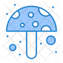 Mushroom Toadstool Vegetable Icon