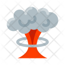 Mushroom Cloud Icon