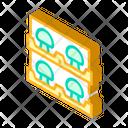 Mushroom Packet Icon