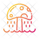 Mushroom Shower Icon