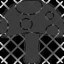 Mushroom Tree Icon