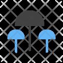 Mushrooms Icon