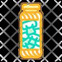 Mushrooms Jar Icon