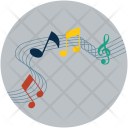 Music Wave Multimedia Icon