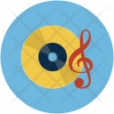 Music Entertainment Dvd Icon