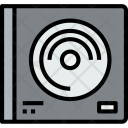 Music Cd Sound Icon