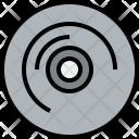 Music Cd Sound Icon