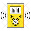 Music Player Mp Icon
