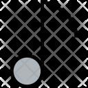 Music Note Sound Icon