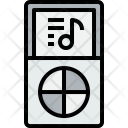 Music Player Sound Icon