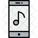 Music Player Sound Icon