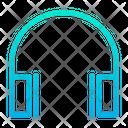 Headphone Earphone Music Icon
