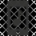 Song Listen Ipod Icon