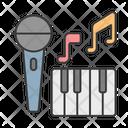 Music Music Equipment Piano Icon