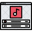 Music Player Website Icon