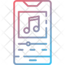 Music Mobile Music Smartphone Icon