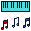 Music Instrument Note Icon