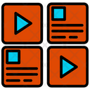 Music Storyboard Icon