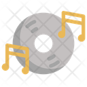 Music Cd Dvd Icon