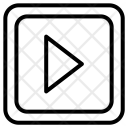 Music Media Stap Icon