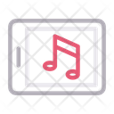 Music Mobile Phone Icon