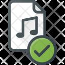 Music Check File Icon