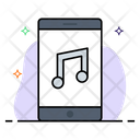 Music Phone Mobile Icon
