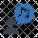 Music Media Notification Icon
