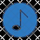 Music Melody Audio Icon