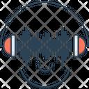 Music Concert Listen Icon