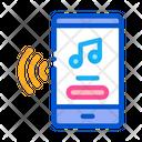 Music Phone App Icon