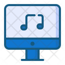 Music Marketing Seo Icon